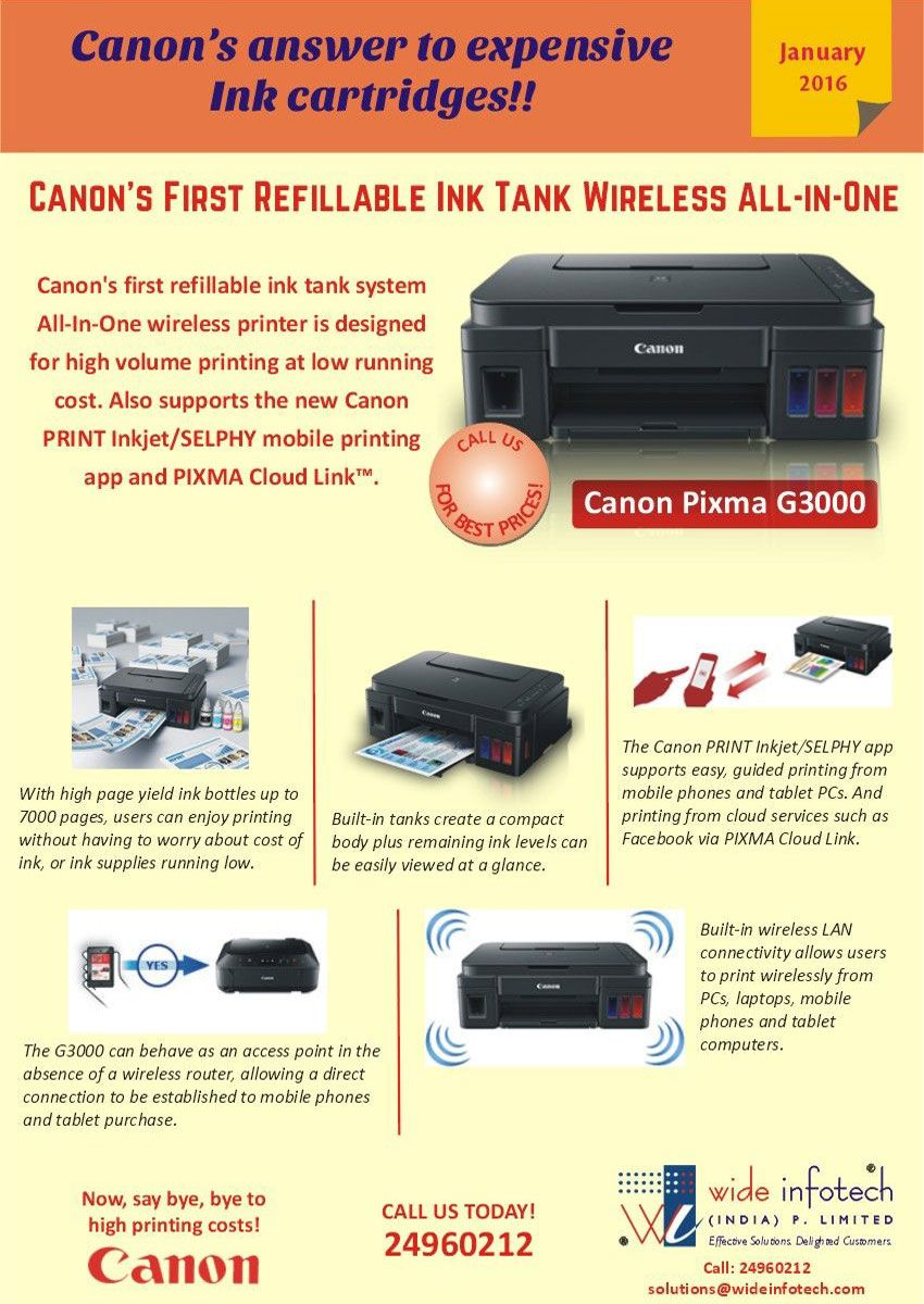 Index Of Images Mailers Canon G3000 All In One Wi Fi Printer 2016 01 Pixma