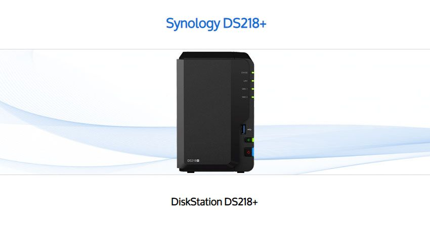 Synology NAS | Data storage solution companies in mumbai