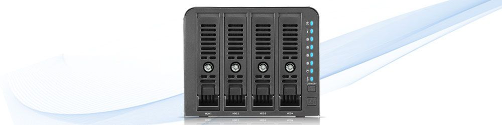 Thecus NAS data storage solutions | NAS Solutions | Data